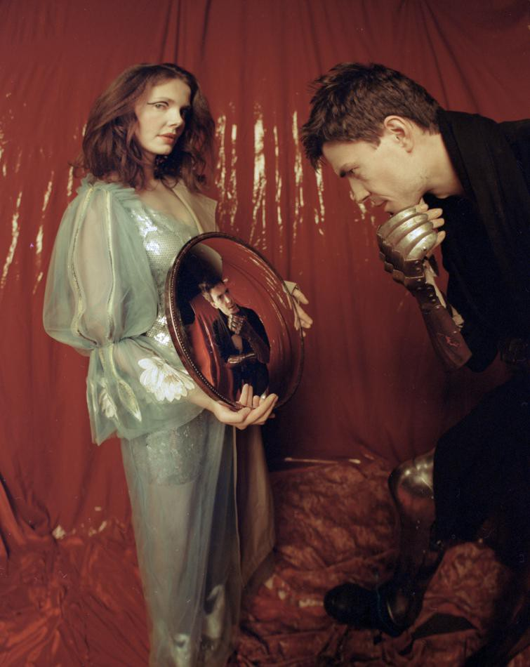 Liza Boyarskaya for Sobaka.ru Magazine