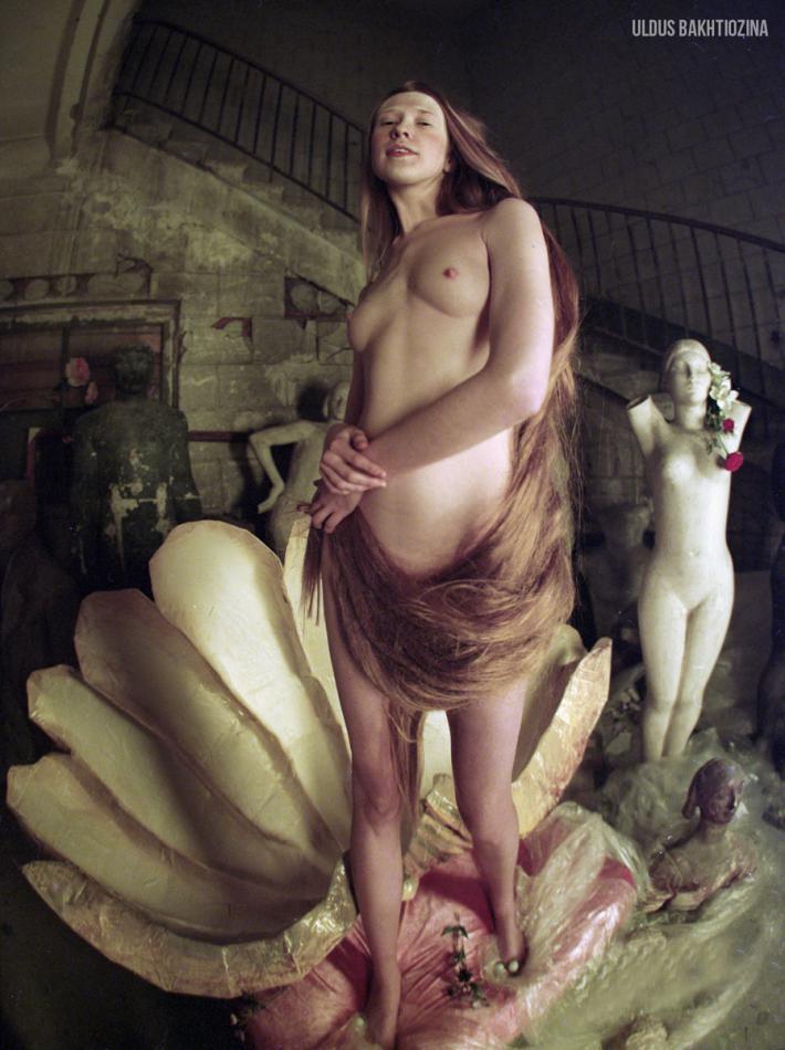 Emerging Venus
