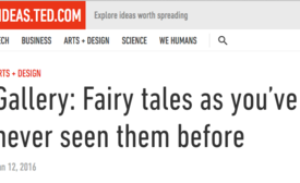 Fairy tales as you've never seen them before