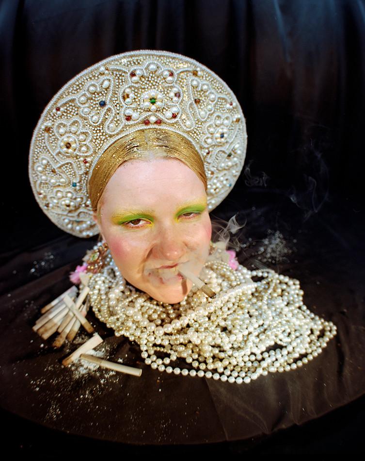 Tzarevna Scaling. Film's character