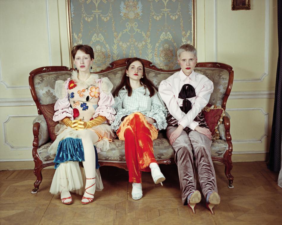 Three Sisters / Fashion Campaign for NayaRea