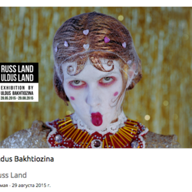 ULDUS SOLO EXHIBITION 'RUSS LAND' GRAND OPENING AT ANNA NOVA