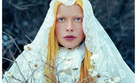 Interview. Russian Fairytales Through The Eyes Of Photographer Uldus Bakhtiozina