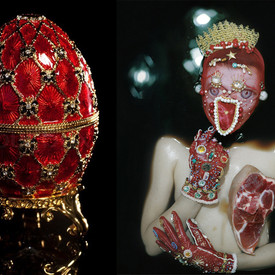 FABERGE MUSEUM INCLUDED FOUR WORKS OF ULDUS TO THEIR PERMANENT COLLECTION